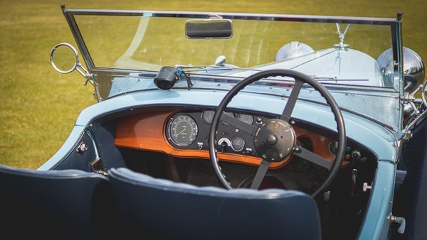 NO RESERVE! 1936 Alvis Speed 20 SD For Sale (picture 29 of 140)