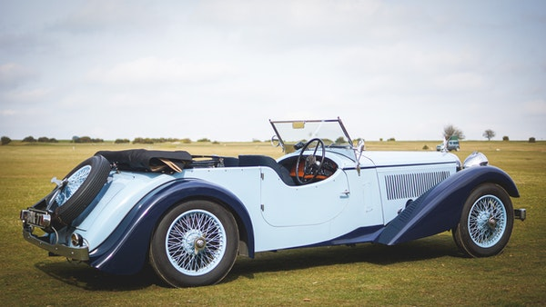 NO RESERVE! 1936 Alvis Speed 20 SD For Sale (picture 9 of 140)