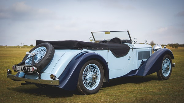 NO RESERVE! 1936 Alvis Speed 20 SD For Sale (picture 13 of 140)