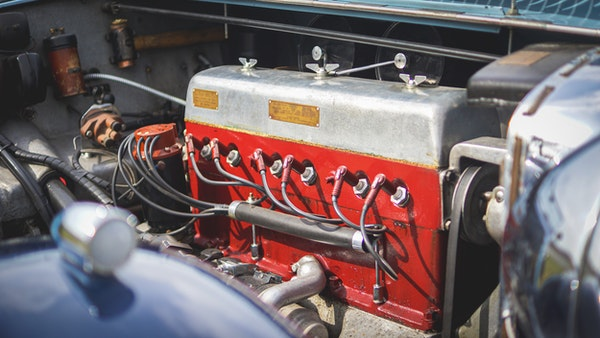 NO RESERVE! 1936 Alvis Speed 20 SD For Sale (picture 78 of 140)