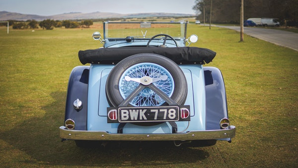 NO RESERVE! 1936 Alvis Speed 20 SD For Sale (picture 12 of 140)