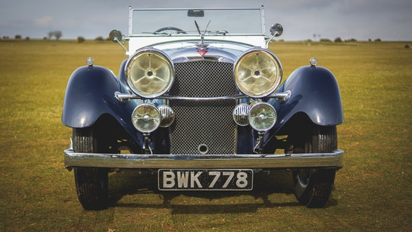 NO RESERVE! 1936 Alvis Speed 20 SD For Sale (picture 14 of 140)