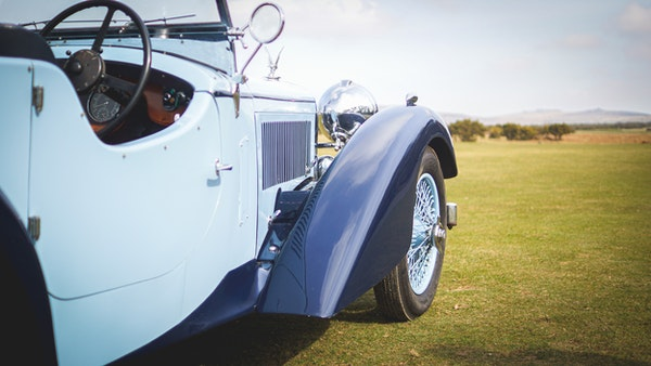 NO RESERVE! 1936 Alvis Speed 20 SD For Sale (picture 8 of 140)
