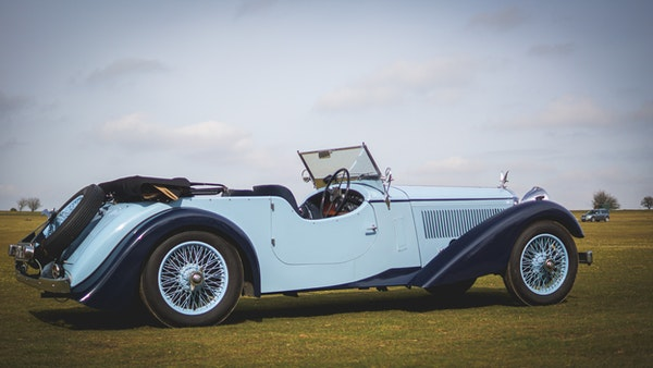 NO RESERVE! 1936 Alvis Speed 20 SD For Sale (picture 7 of 140)