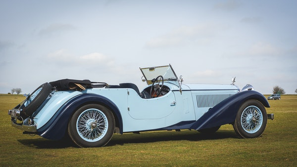 NO RESERVE! 1936 Alvis Speed 20 SD For Sale (picture 6 of 140)