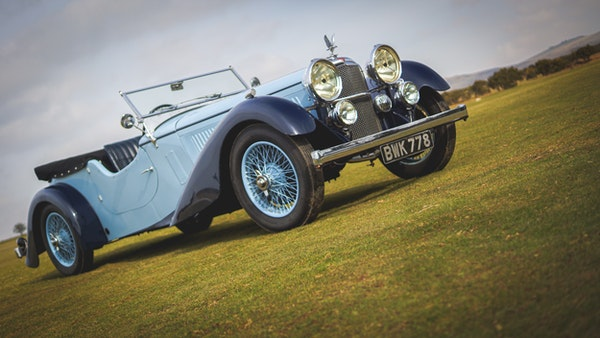 NO RESERVE! 1936 Alvis Speed 20 SD For Sale (picture 16 of 140)