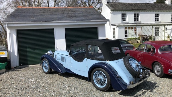 NO RESERVE! 1936 Alvis Speed 20 SD For Sale (picture 17 of 140)