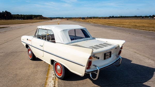 1965 Amphicar Model 770 For Sale (picture 11 of 131)