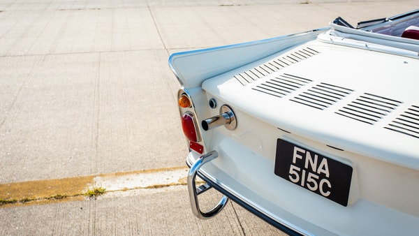 1965 Amphicar Model 770 For Sale (picture 82 of 131)