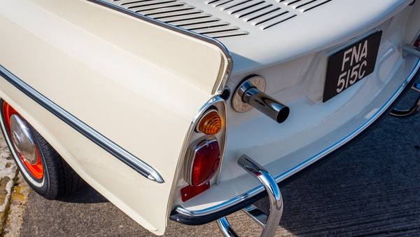 1965 Amphicar Model 770 For Sale (picture 94 of 131)