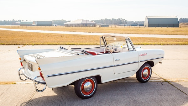 1965 Amphicar Model 770 For Sale (picture 16 of 131)