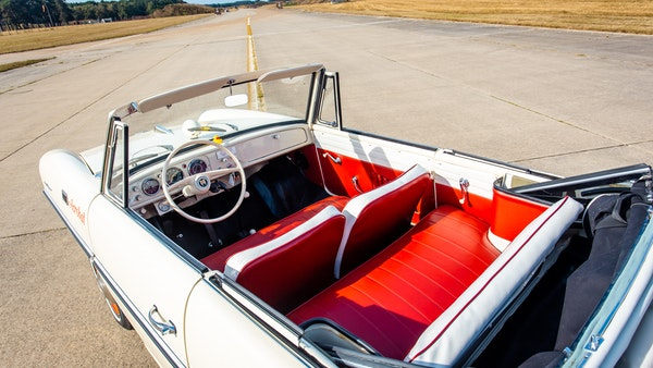 1965 Amphicar Model 770 For Sale (picture 30 of 131)