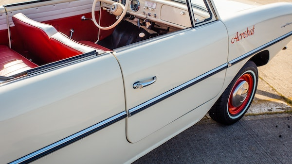 1965 Amphicar Model 770 For Sale (picture 100 of 131)