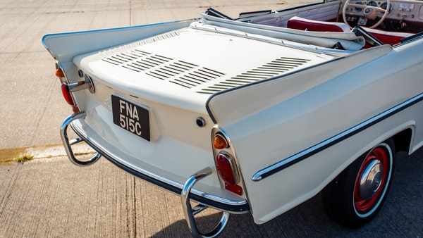 1965 Amphicar Model 770 For Sale (picture 81 of 131)