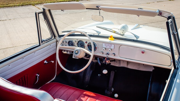 1965 Amphicar Model 770 For Sale (picture 36 of 131)
