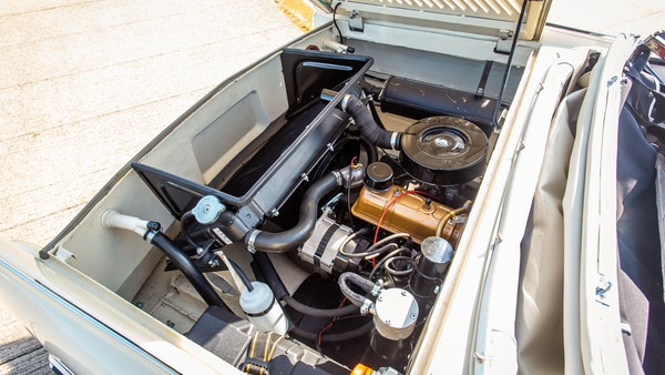 1965 Amphicar Model 770 For Sale (picture 124 of 131)