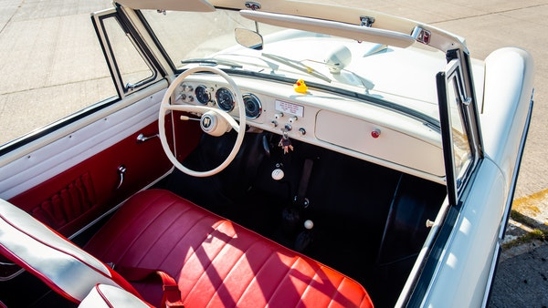 1965 Amphicar Model 770 For Sale (picture 29 of 131)