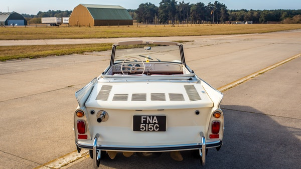 1965 Amphicar Model 770 For Sale (picture 18 of 131)