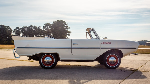 1965 Amphicar Model 770 For Sale (picture 12 of 131)