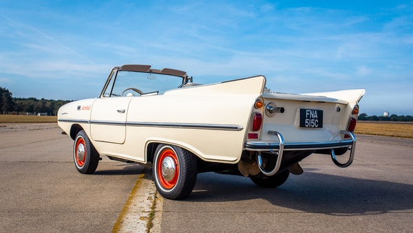 1965 Amphicar Model 770 For Sale (picture 20 of 131)