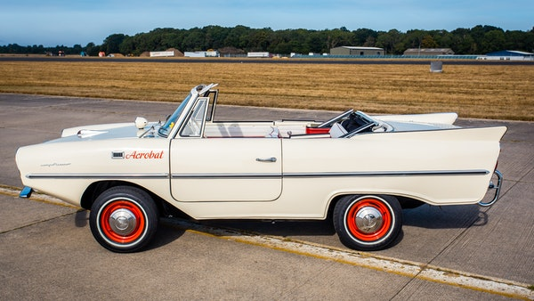 1965 Amphicar Model 770 For Sale (picture 7 of 131)