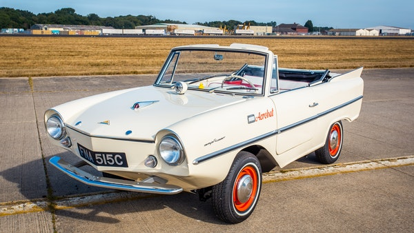 1965 Amphicar Model 770 For Sale (picture 1 of 131)