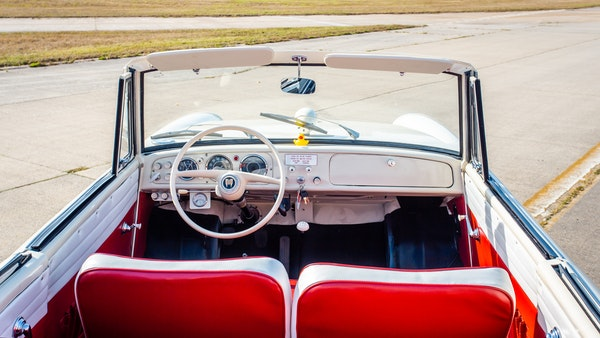 1965 Amphicar Model 770 For Sale (picture 35 of 131)
