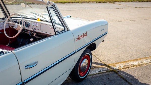 1965 Amphicar Model 770 For Sale (picture 99 of 131)