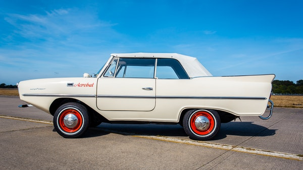 1965 Amphicar Model 770 For Sale (picture 10 of 131)