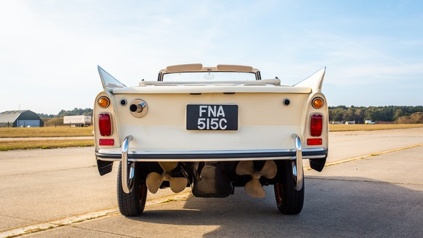 1965 Amphicar Model 770 For Sale (picture 5 of 131)