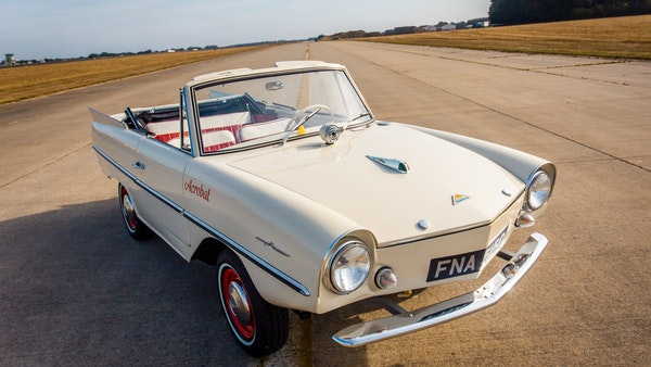 1965 Amphicar Model 770 For Sale (picture 23 of 131)