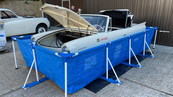 1965 Amphicar Model 770 For Sale (picture 103 of 131)