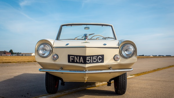 1965 Amphicar Model 770 For Sale (picture 4 of 131)