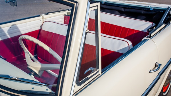 1965 Amphicar Model 770 For Sale (picture 101 of 131)