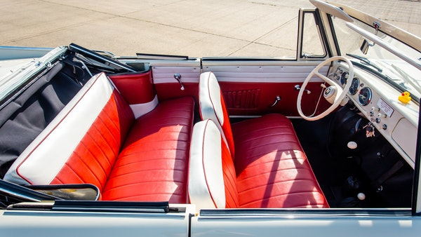 1965 Amphicar Model 770 For Sale (picture 34 of 131)