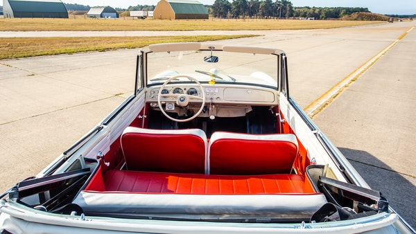 1965 Amphicar Model 770 For Sale (picture 33 of 131)