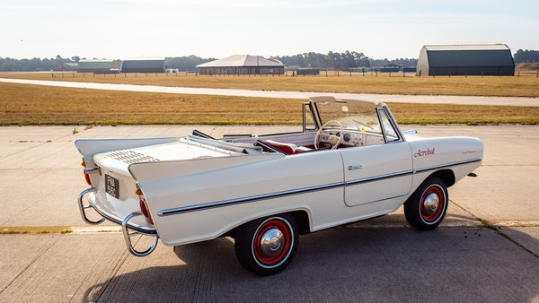 1965 Amphicar Model 770 For Sale (picture 17 of 131)