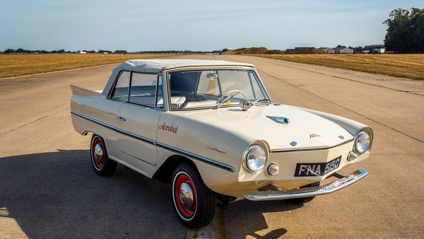 1965 Amphicar Model 770 For Sale (picture 9 of 131)