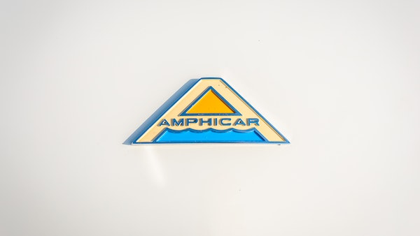 1965 Amphicar Model 770 For Sale (picture 77 of 131)