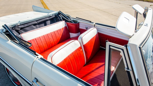 1965 Amphicar Model 770 For Sale (picture 32 of 131)