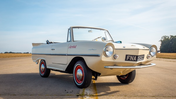 1965 Amphicar Model 770 For Sale (picture 3 of 131)