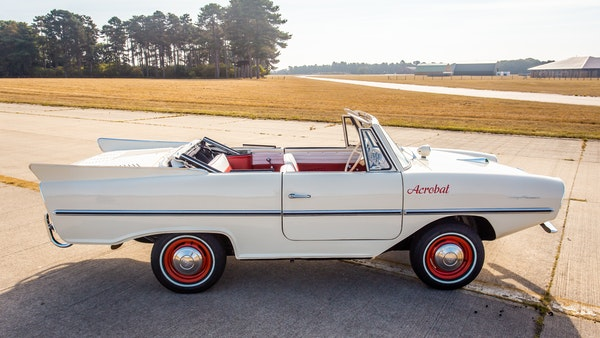 1965 Amphicar Model 770 For Sale (picture 6 of 131)