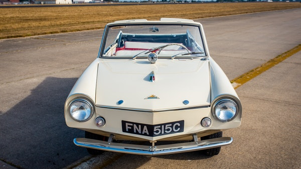 1965 Amphicar Model 770 For Sale (picture 15 of 131)