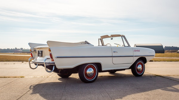 1965 Amphicar Model 770 For Sale (picture 13 of 131)