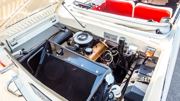 1965 Amphicar Model 770 For Sale (picture 111 of 131)