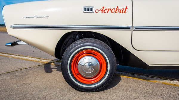 1965 Amphicar Model 770 For Sale (picture 24 of 131)