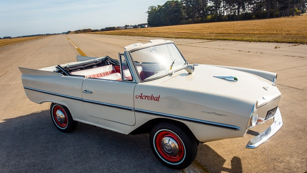 1965 Amphicar Model 770 For Sale (picture 14 of 131)