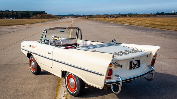 1965 Amphicar Model 770 For Sale (picture 19 of 131)
