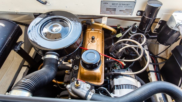 1965 Amphicar Model 770 For Sale (picture 125 of 131)