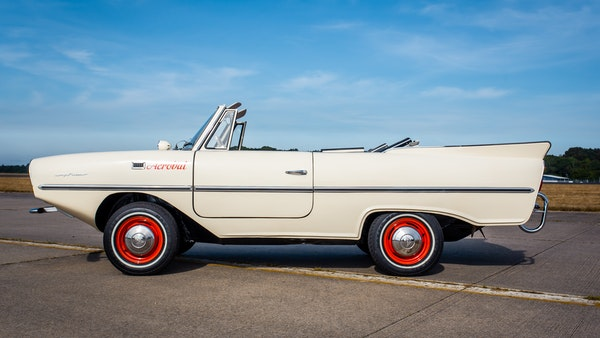 1965 Amphicar Model 770 For Sale (picture 21 of 131)